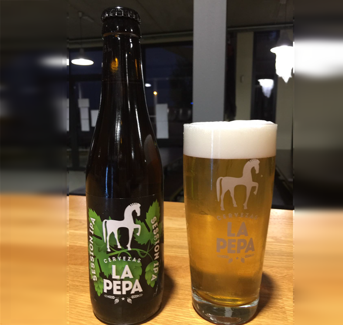 LA PEPA Session IPA